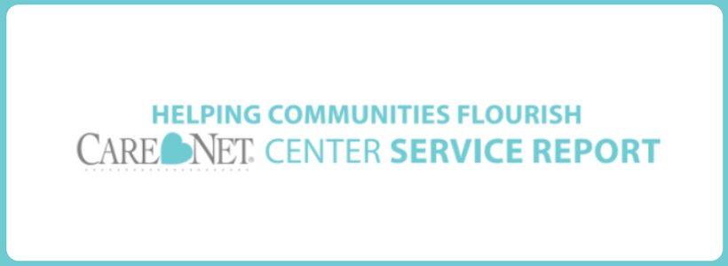 Helping Communities Flourish: 2016 Care Net Center Service Report