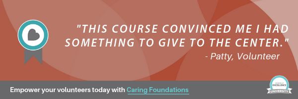Caring Foundations Small Patty Quote
